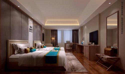 合肥宾馆装修:聚雅商务宾馆