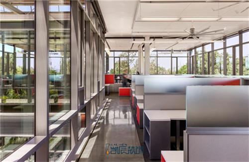 合肥厂房装修:新能源厂房装