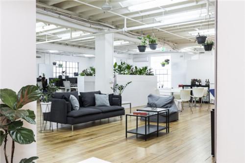 合肥办公室装修:300平米电子