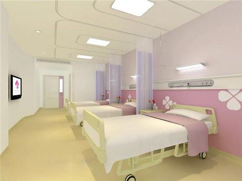 医疗美容门诊空间设计,整体