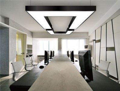 合肥办公室装修如何选择照明