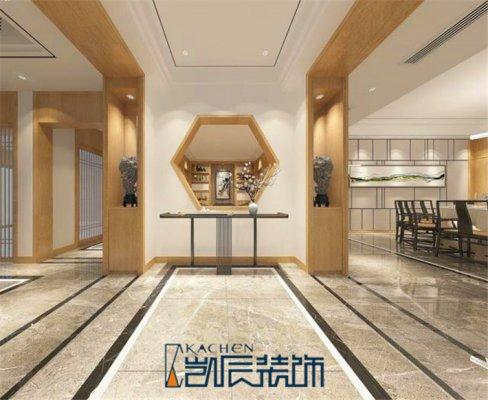 合肥会所装修:新中式风格会所装修效果