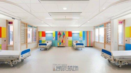 合肥医院装修;儿童医院病