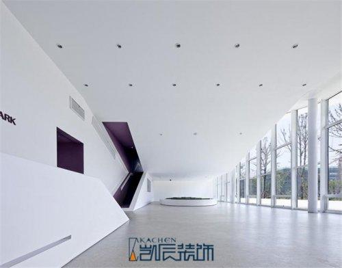 合肥办公室装修:地产中心商