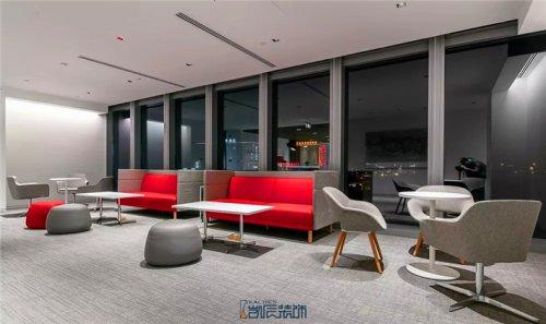 合肥现代化办公室装修设计要