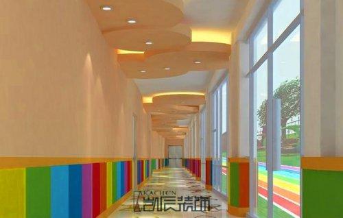 幼儿园装修:幼儿园墙面布置