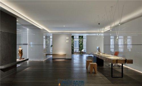 合肥办公室装修:现代风办公