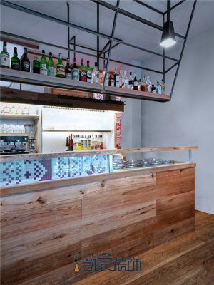 合肥酒吧装修设计效果图展示