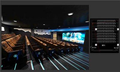 合肥电影院装修,影院的装修