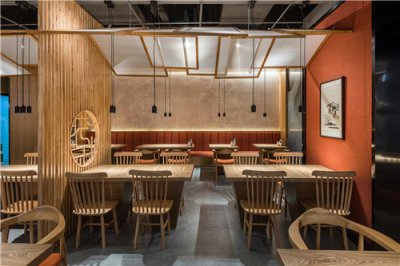 中餐厅装修设计要点有哪些?
