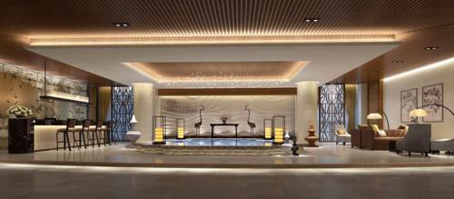 特色精品酒店装修设计布局如