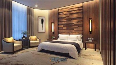 合肥酒店装修,客房装修设计