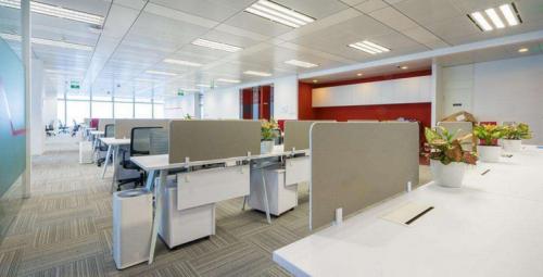 合肥办公室装修开放式和封闭