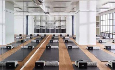 合肥健身会所装修设计的区域