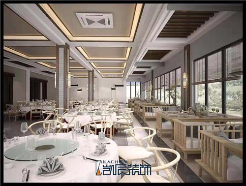 合肥餐厅装修:阜阳农家乐酒店装修效果图