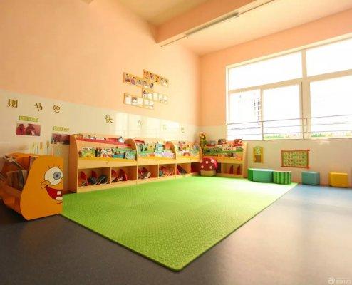 合肥幼儿园装修,让孩子在玩