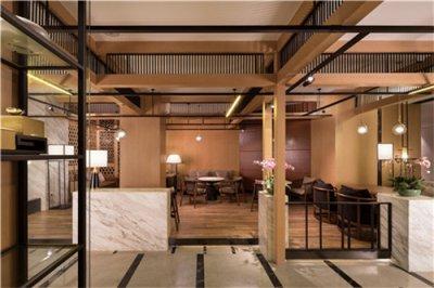 地道的合肥中式主题餐厅装修
