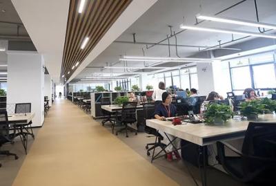 合肥环保型办公室如何装修?