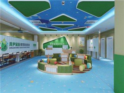 合肥幼儿园装修设计理念分享
