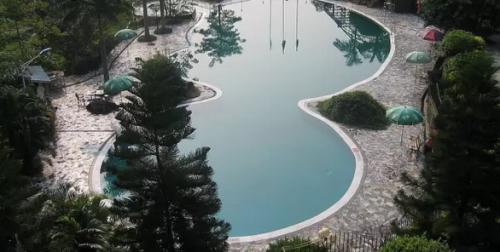 合肥健身会所装修之游泳池防