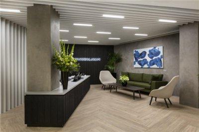 伦敦律师事务所办公室装修设