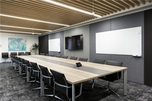 伦敦律师事务所办公室装修设计效果