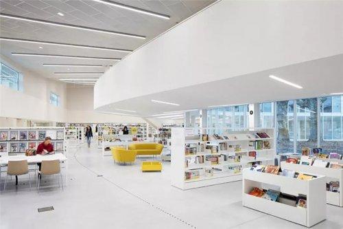 合肥图书馆装修:为你打造一