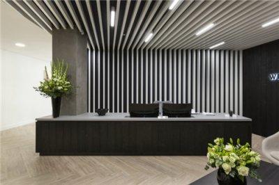 合肥办公室装修设计的特点有