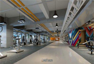 合肥健身房装修的基本要求