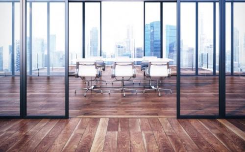 合肥办公室装修地板材料的选
