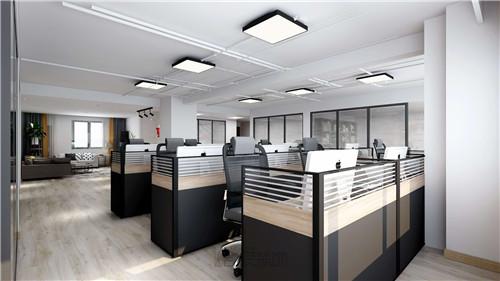 合肥瑞玄青环保科技公司办公室装修