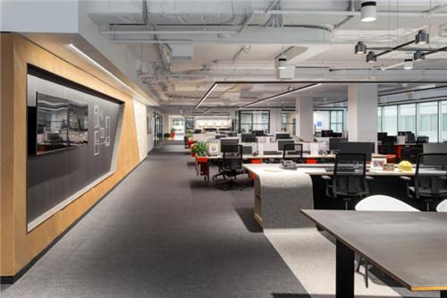 合肥办公室装修设计的7个思