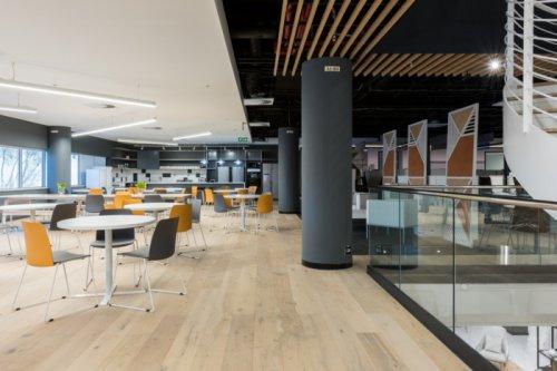 办公空间装修设计-现代办公