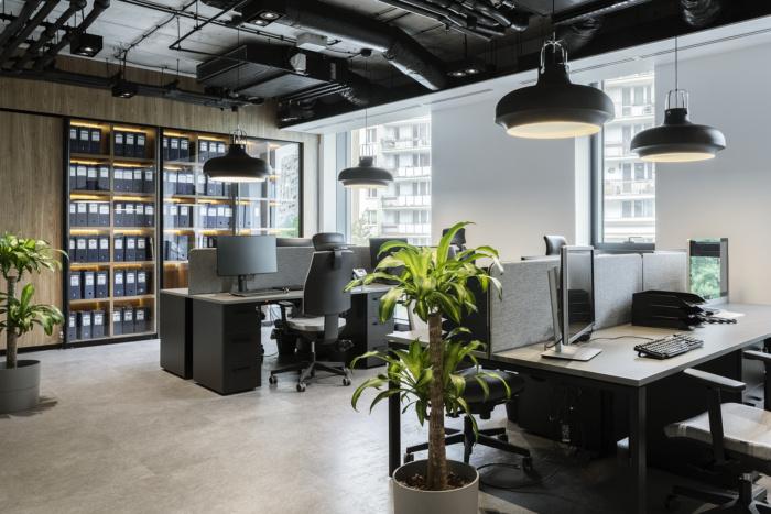 2020年办公室装修:生产企业