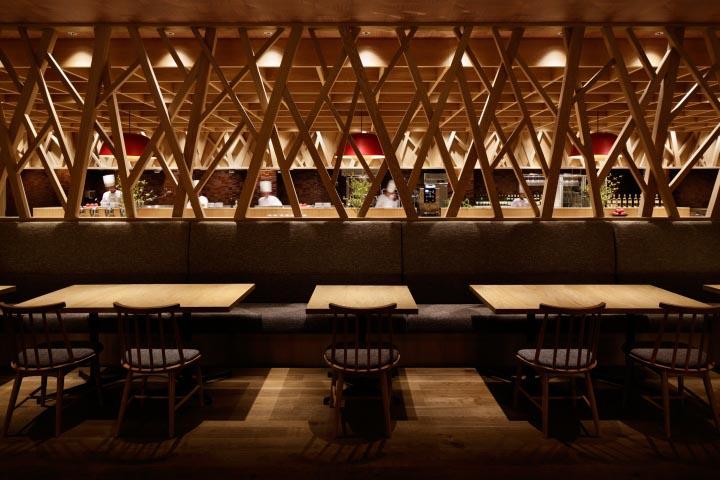 合肥餐厅装修_餐厅设计注意