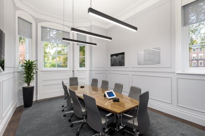 合肥办公室装修设计最新案例
