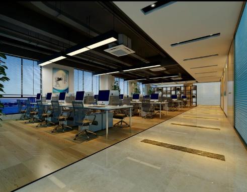 2020年最流行的办公室装修风