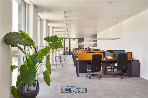 新时代办公室装修有哪些特色