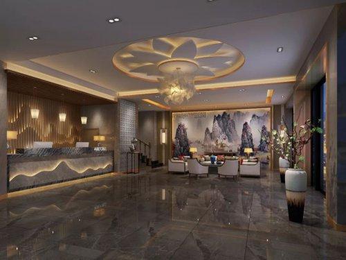 商业空间 |高逼格的酒店装