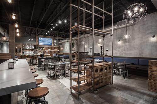 合肥主题餐厅怎么装修才能形